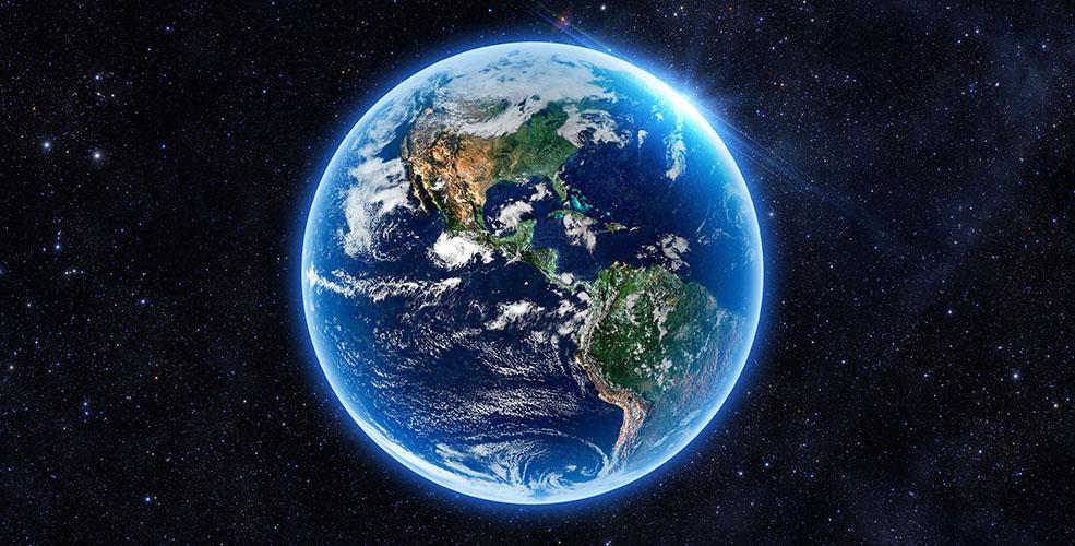 La gravedad terrestre