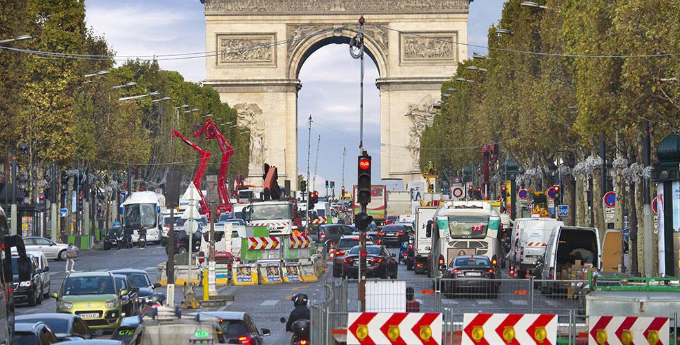 París toma cartas en el asunto