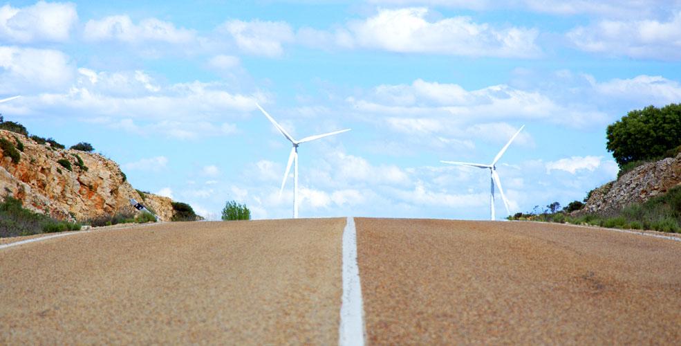 Energías renovables, en alza